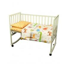 Комплект детского постельного белья РУНО 60х120 (932.137Jungle)