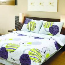 Комплект постельного белья ТЕП бязь семейный 150х215 (913 Савана)