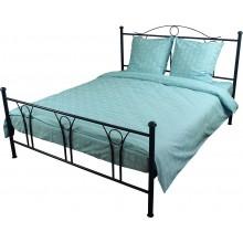 Комплект постельного белья РУНО бязь евро 205х225 (845.114Б_Блакитний)