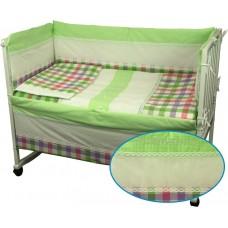 Комплект детского постельного белья РУНО 60х120 (977Прованс)