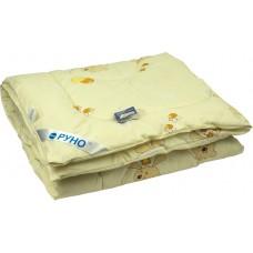 Одеяло Руно стеганое детское 105х140 см (320.02СЛУ_бежевий)