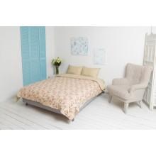 Комплект постельного белья РУНО поплин двуспальный 175х215 (655.115English style)