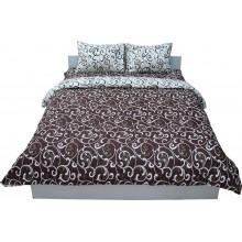 Комплект постельного белья РУНО бязь евро 205х225 (845.114Г_5400(А+В))