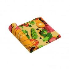 Вафельное полотенце кухонное РУНО 45х80 (202.15_Дари осені)