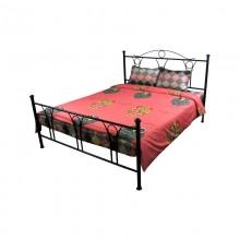 Комплект постельного белья РУНО сатин семейный 143х215 (6.137К_Owl)