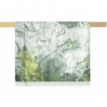 Плед Arya Marble 150х200 см зеленый (TR1006576)