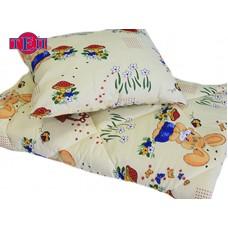 Одеяло ТЕП ШЕРСТЬ детское 150х210 см (235160735)