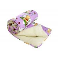 Одеяло Чарівний сон меховое детское 110х140 см (210050)