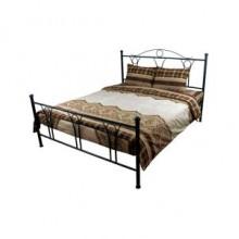 Комплект постельного белья РУНО бязь евро 205х225 (845.114Г_40-0791 brown)