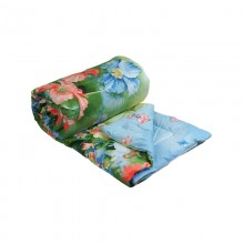 Одеяло РУНО Summer flowers 172х205 см (316.137ШК_Summer flowers)