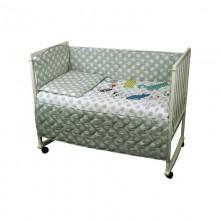 Комплект детского постельного белья РУНО 60х120 (977Cat)