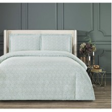 Комплект постельного белья Arya Simple Living Korina евро 200х220 см (TR1005627)