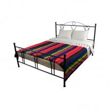 Комплект постельного белья РУНО сатин двуспальный 175х215 (655.137К_Pencils)