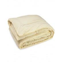 Одеяло РУНО Комфорт Плюс 200х220 см (322.52ШК+У_Молочний)