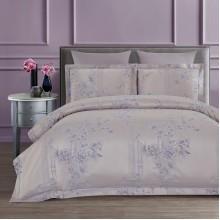 Комплект постельного белья Arya Tencel Leah бамбук евро 200х220 см (TR1005742)