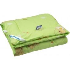 Одеяло Руно детское 105х140 см (320.02СЛУ_салатовий)