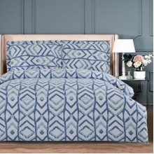 Комплект постельного белья Arya Simple Living Leila евро 200х220 см (TR1005645)