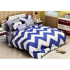 Комплект постельного белья РУНО бязь евро 205х225 (845.114Г_3028(А+В)_1)