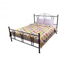 Комплект постельного белья РУНО сатин двуспальный 175х215 (655.137К_Сови)
