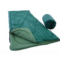Спальный мешок РУНО 200х85 (702.52L_зелений)