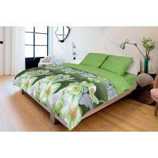 Комплект постельного белья Балакком бязь евро 200х215 (К-018 Наутилус)
