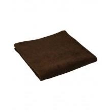 Полотенце махровое РУНО 50х90 (050090Т_коричневий)