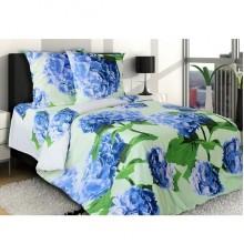 Комплект постельного белья РУНО бязь семейный 143х215 (6.114Б_4507 Гортензія)