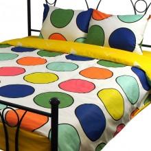 Комплект постельного белья РУНО сатин евро 220х240 (845.137А_S22-2(A+B)_1)