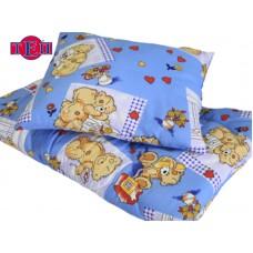 Комплект детский ТЕП ХОЛОФАЙБЕР одеяло 110х140 см + подушка 40х40 см (235151342)