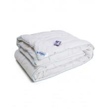 Одеяло РУНО шерсть с кантом 140х205 см (321.29ШЕУ_Білий)