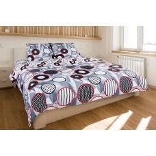 Комплект постельного белья Балакком бязь евро 200х215 (К-009 Гладиатор)