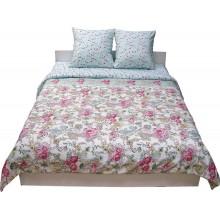 Комплект постельного белья РУНО микрофибра семейный 143х215 (6.52Аsian design)