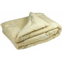 Одеяло РУНО шерсть 200х220 см (322.116ШУ_Beige star)