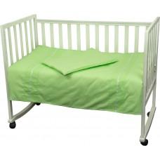 Комплект постельного белья РУНО бязь детский 112х147 (932ВГУ_Салатовий)