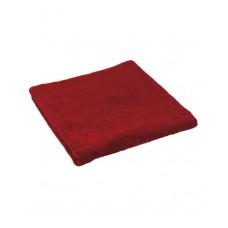 Полотенце махровое РУНО 40х70 (040070Т_бордовый)