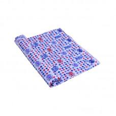 Пеленка в кроватку РУНО 95х110 (204.03_горошок)