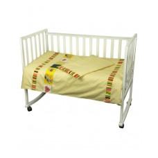 Комплект детского постельного белья РУНО 60х120 (932Літо)