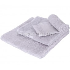 Комплект махровых полотенец УтТекс 3шт  30х50, 50х100, 70х140 см (22218)