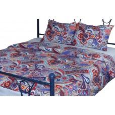 Комплект постельного белья РУНО бязь полуторный 143х215 (1.116_Шахерезада)