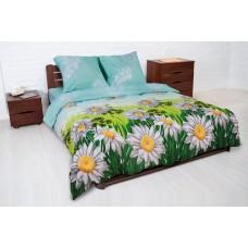 Комплект постельного белья Балакком бязь евро 200х215 (К-019 Купава)