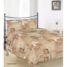 Комплект постельного белья РУНО бязь семейный 143х215 (6.114Г_40-0567 Grey)