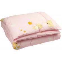 Одеяло Руно детское 105х140 см (320.02СЛУ_Рожевий)