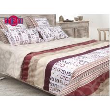 Комплект постельного белья ТЕП бязь евро 200х215 (929 Прайм)