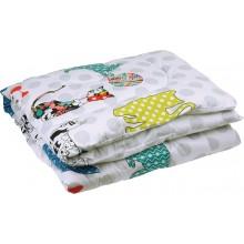 Одеяло Руно детское 105х140 см (320.137Cat)