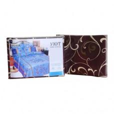 Комплект постельного белья Уют полиэстер евро 200х215 (210855-1)