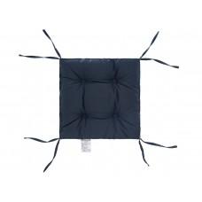 Подушка на стул DOTINEM COLOR мокрый асфальт 40х40 см (213109-9)
