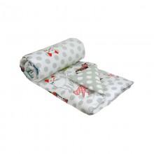 Одеяло РУНО силикон 140х205 см (321.137Cat)