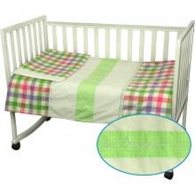 Комплект постельного белья РУНО бязь детский 112х147 (942ПРОВАНС)