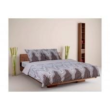Комплект постельного белья ТЕП бязь полуторный 150х215 (968 Шанталь)