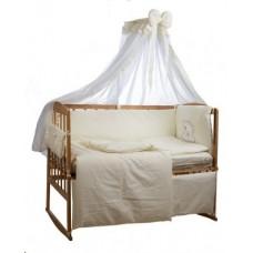 Детское постельное белье Bepino Тедди эконом 95х145 (22227)